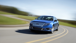 Ford Fusion I-4 SEL FWD
