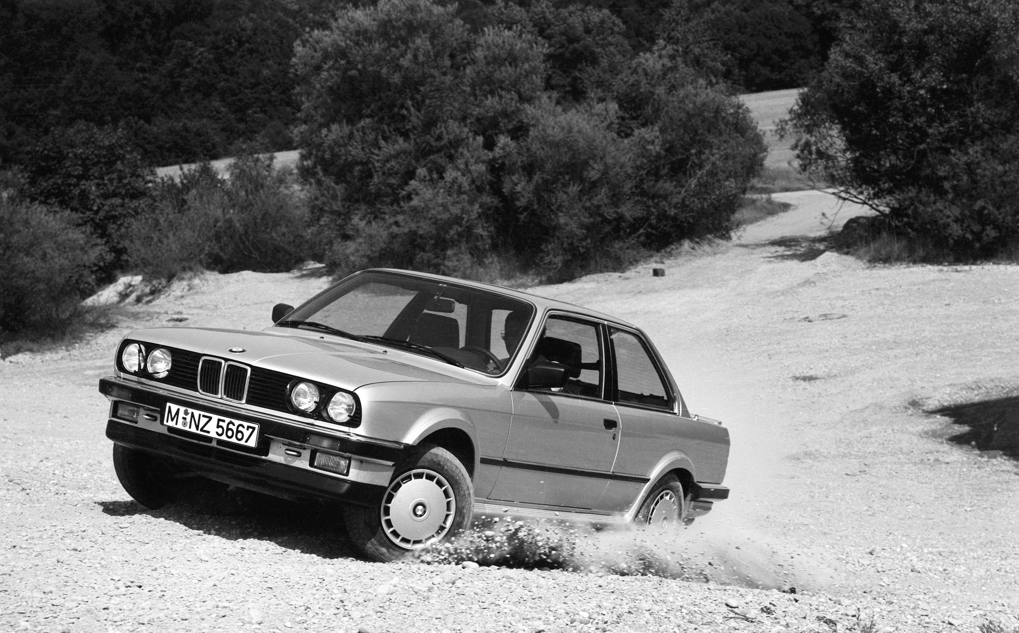 BMW Years Of Fourwheel Drive News Autovivacom - Bmw 25