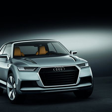 Design do ultraeficiente da Audi será baseado no Crosslane Coupé