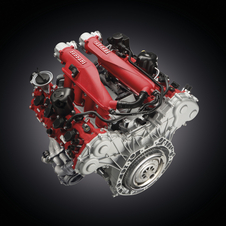 The new Ferrari turbo engine gives name to the new version of the California