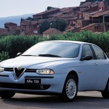 Alfa Romeo 156 2.4 JTD Distinctive