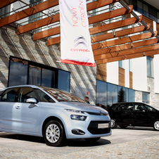 Citroën C4 Picasso 2.0 BlueHDi CVM6 Exclusive