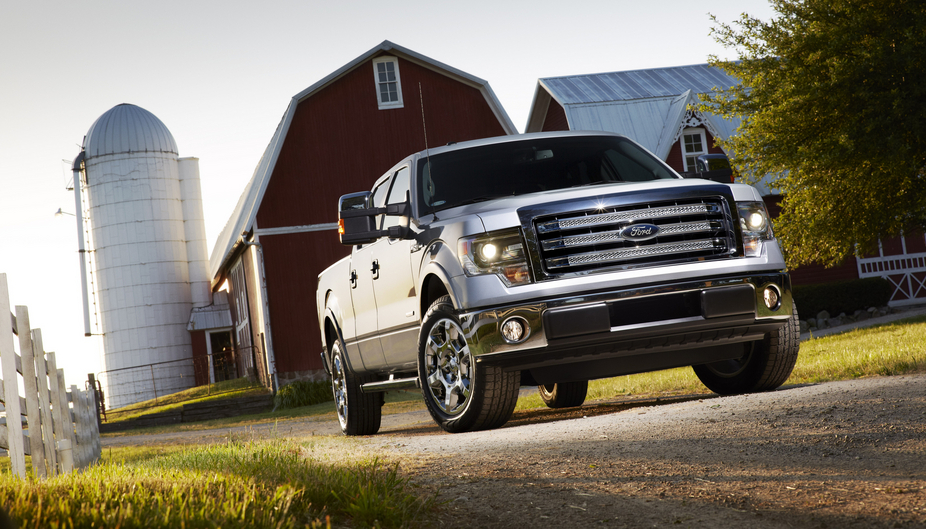 Ford F-150 3.7