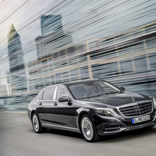 Mercedes-Benz Maybach S 500
