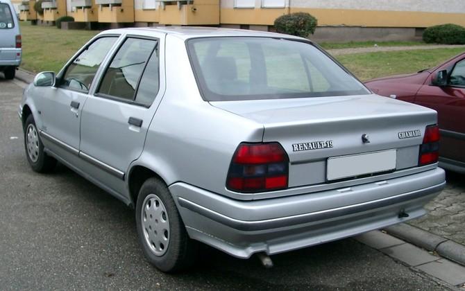 Renault 19 Chamade 16v