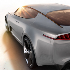 Kia Planning on Launching GT Concept as Four-Door Coupe