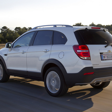 Chevrolet Captiva 2.4 AWD