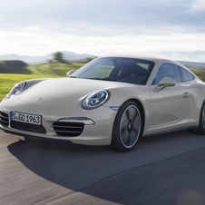 The 911 will celebrate its 50th anniversary at the Frankfurt Motor Show