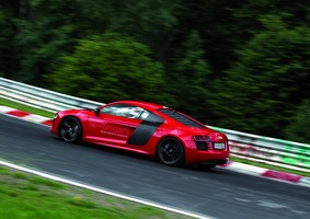 Audi will unveil the second generation R8 next year