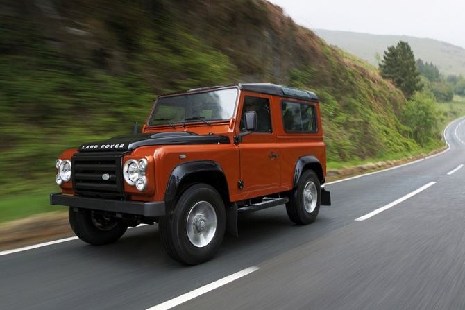 Land Rover 110 Defender Hard Top E. more photos