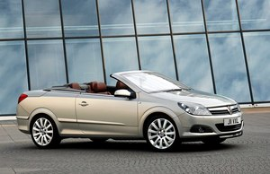 Vauxhall Astra Convertible 1.8i