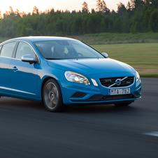Volvo S60 D4 R-Design Geartronic