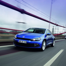 The Scirocco is getting a refresh next year but a new generation is not due until 2017