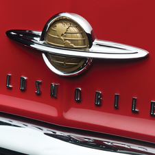 Oldsmobile 88 Deluxe Club Coupe