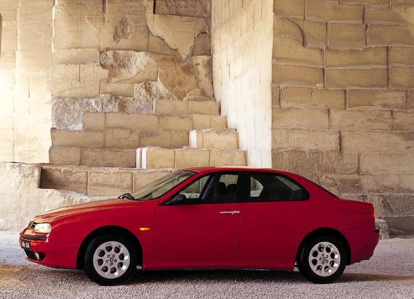 Alfa Romeo 156 1.6 Twin Spark 16v Progression :: 1 photo and 15 specs ...