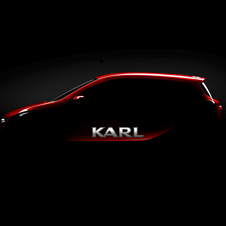 The official presentation of the new Opel Karl will happen at the Paris Motor Show
