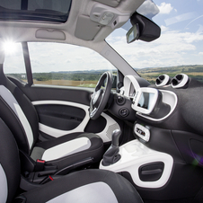 Both models have an increased interior space thanks to their increased width