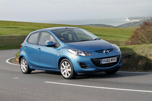 Mazda 2 Hatchback 1.5 TS2 Activematic