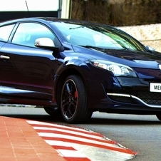 Renault Megane RS Red Bull RB8