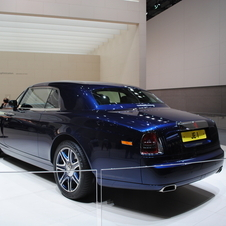 Rolls-Royce Johnny English Phantom Coupe