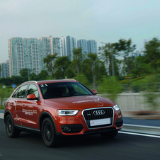 The Q3 is among the bestselling models in China