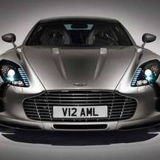 Aston Martin One-77 Q-Series