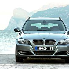BMW 318d Touring LifeStyle (E91) LCI
