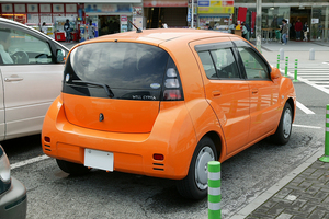 Toyota WiLL Cypha 1.3