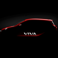 Vauxhall will also be launching a version of the Opel Karl, but with the Viva nameplate