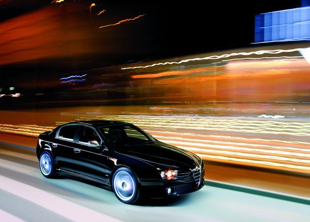 People :: Alfa Romeo 159 1.9 JTS Distinctive photo :: autoviva gallery ...