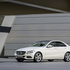 Mercedes-Benz C 300 Bluetec Hybrid