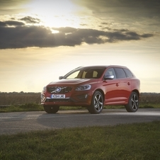 Volvo XC60 D3 R-Design Momentum Geartronic