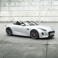 Jaguar F-Type British Design Edition AWD