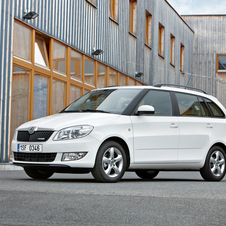 Skoda Fabia Break 1.2 TDI 75hp Greenline