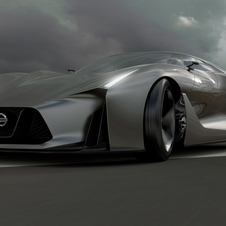 Some reports indicate that the 2+2 concept may contain some design cues that may be used in the next GT-R