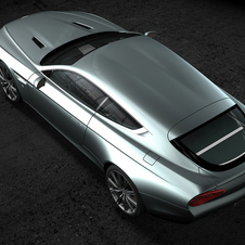 Zagato Aston Martin Virage Shooting Brake Zagato