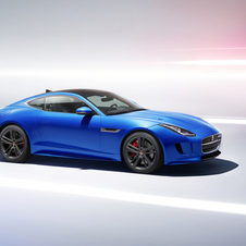 Jaguar F-Type British Design Edition AWD Coupé