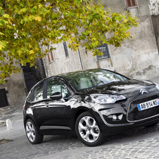 Citroën C3 1.1i se Selection