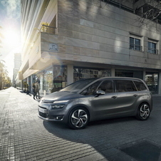 Citroën Grand C4 Picasso 2.0 BlueHDi ETG6 Exclusive