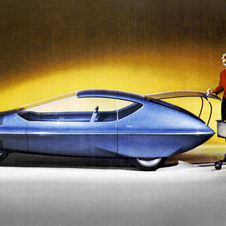 GM Runabout Concept