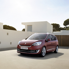 Renault Grand Scenic 1.5 dCi FAP ECO2 Expression
