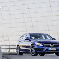 Mercedes-Benz C Station 220 Bluetec