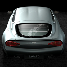 The new project of Zagato will be unveiled at the Chantilly Arts & Elegance Concours d'Elegance