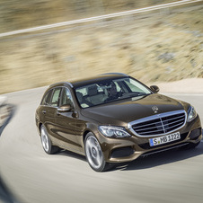 Mercedes-Benz C Station 220 Bluetec Auto