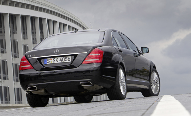 Mercedes-Benz S 500 BE Auto Longo (FL)