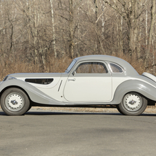 BMW 328 Coupe
