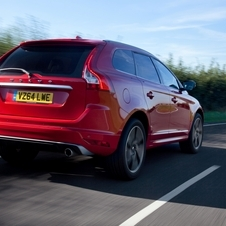 Volvo Volvo XC60 D4 AWD R-Design Geartronic