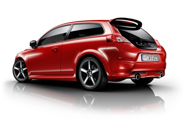 Volvo C30 2.0D R-Design Powershift