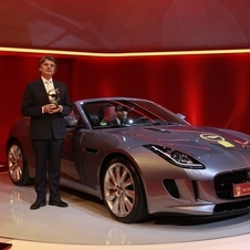 JLR won 195 awards in 2013 for its cars