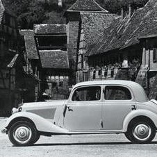 Mercedes-Benz 170 V - Va - Vb